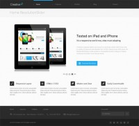 Creative, Premium WordPress Minimal Business Theme | WP Download