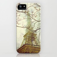 Eiffel Tower iPhone Case by pascal | Society6