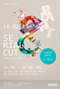 Serial Cut @ Plant | cover.dk