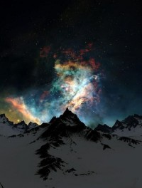 F&O Forgotten Nobility - mentalexotica: Aurora in Alaska.