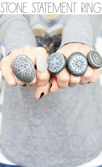 alisaburke: fashion friday-stone statement rings