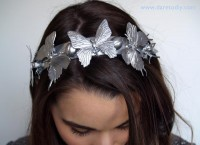 Dare to DIY in English: DIY Project: romantic headband