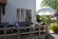 selfmade veranda