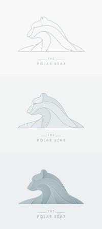 ThePolarBearLogoStep.jpg by Yoga Perdana