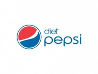 Diet Pepsi Vector Logo - COMMERCIAL LOGOS - Food & Drink : LogoWik.com