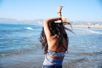 Beach Cute Fashion Girl Summer - PicShip