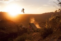 Cam Zink at Red Bull Rampage in Virgin, Utah, United States - photo by Laue - Pinkbike