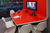 Google's Newest Office Looks Like A Space Station With Foosball Tables | Co.Design