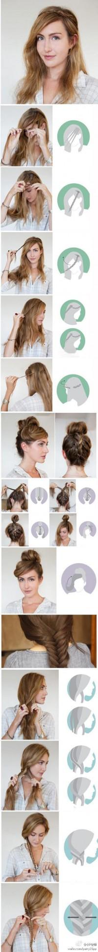 DIY Braided Hair Hairstyles DIY Projects | UsefulDIY.com