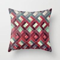 Confusion Throw Pillow by VessDSign | Society6