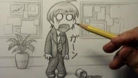 How to Draw a Chibi: Total Shock! - YouTube