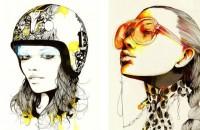 David Bray - Hand Drawn Illustrations | Trendland: Fashion Blog & Trend Magazine