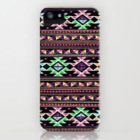 BLACK AYLEN iPhone Case by Nika | Society6