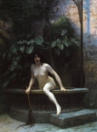The Ship That Flew: deadpaint: Jean-Léon Gérôme (1824-1904), Truth out...