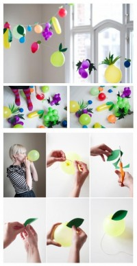 DIY Simple Balloon Decoration DIY Projects | UsefulDIY.com