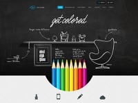 Get Colored Site by Cosmin Capitanu