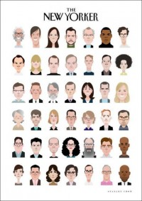 entire staff New Yorker - Coverjunkie.com