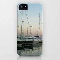 set sail for France iPhone Case by agnes Trachet | Society6