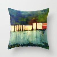 light. Throw Pillow by agnes Trachet | Society6