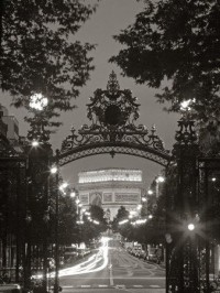 Arc de Triomphe, Paris, France Photographic Print by Peter Adams at Art.com