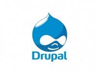 Drupal Vector Logo - COMMERCIAL LOGOS - Software : LogoWik.com