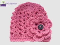 Cute Crochet Baby Hats / Baby Girl Hat / by KaseysKookiKreations
