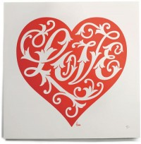 Typeverything.com - House Industries Love Heart... - Typeverything