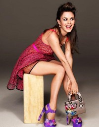 Rachel Bilson Does Cosmopolitan and Brings Today's Quote | Skinny VS Curvy