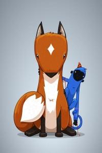30 Illusive Illustrations from David Lanham | inspirationfeed.com