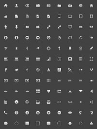 20 Free Pixel Perfect Icon Sets To Download | DesignWoop