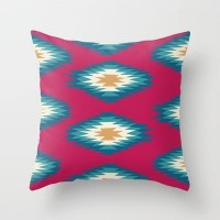 SURF SPIRIT Throw Pillow by Nika | Society6
