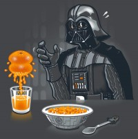 Daily Tee: Imperial Breakfast t-shirt design from 604republic - fancy-tshirts.com