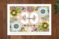 Cottage Garden Save the Date Cards by Alethea and ... | Minted