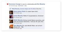 harry potter facebook | Tumblr - Polyvore
