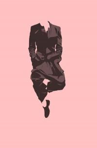 J'adore les garçons en costumes on Illustration Served