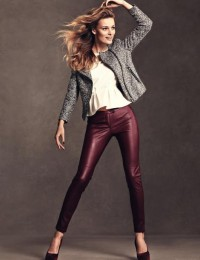 Fashion — Edita Vilkeviciute for H&M Chile Unique Collection