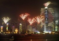 New Year's Around the World: Hong Kong - Bing Travel