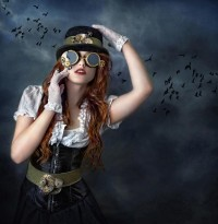 The Wonderful World of Steampunk | inspirationfeed.com