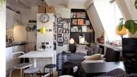 På besøg i et meget lille hjem | Colorama boligdrømme