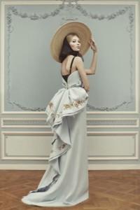 Ulyana Sergeenko Couture lookbook |Spring 2013 - Czytaj, nie pytaj! - Style, trendy, inspiracje, pomys?y, nowo?ci obejmuj?ce takie gatunki jak moda,