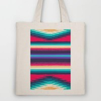 SURF Tote Bag by Nika | Society6