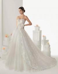 Fashion — Barbara Palvin & Sara Sampaio for Rosa Clara Bridal Collection 2014