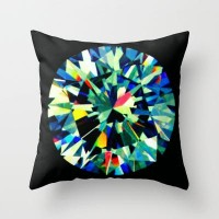 Everything is Perspective Throw Pillow by Sreetama Ray | Society6