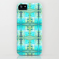 Nouveau Window iPhone Case by Nina May | Society6
