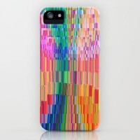 City Stripes iPhone Case by Nina May | Society6