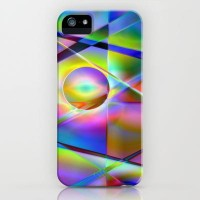 Eye in The Sky iPhone Case by Nina May | Society6