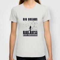 The Dreamer T-shirt by Belle13 | Society6