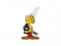 Asterix Vector Logo - LOGO DESIGN ELEMENTS - Cartoon : LogoWik.com