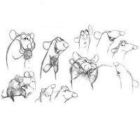 Disney, etc.: Fantastic Pixar Sketches
