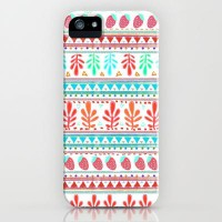 FRESAS DE PRIMAVERA iPhone Case by Nika | Society6